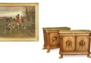Landwade Hall contents in Cambridgeshire sale