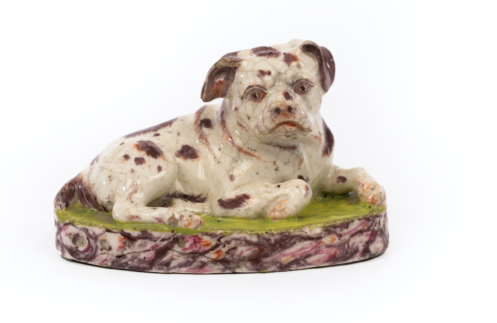 Hogarth's Dog 'Trump'