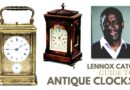 Lennox Cato's guide to antique clocks