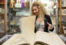 London's Rare Book Fair at Saatchi Gallery