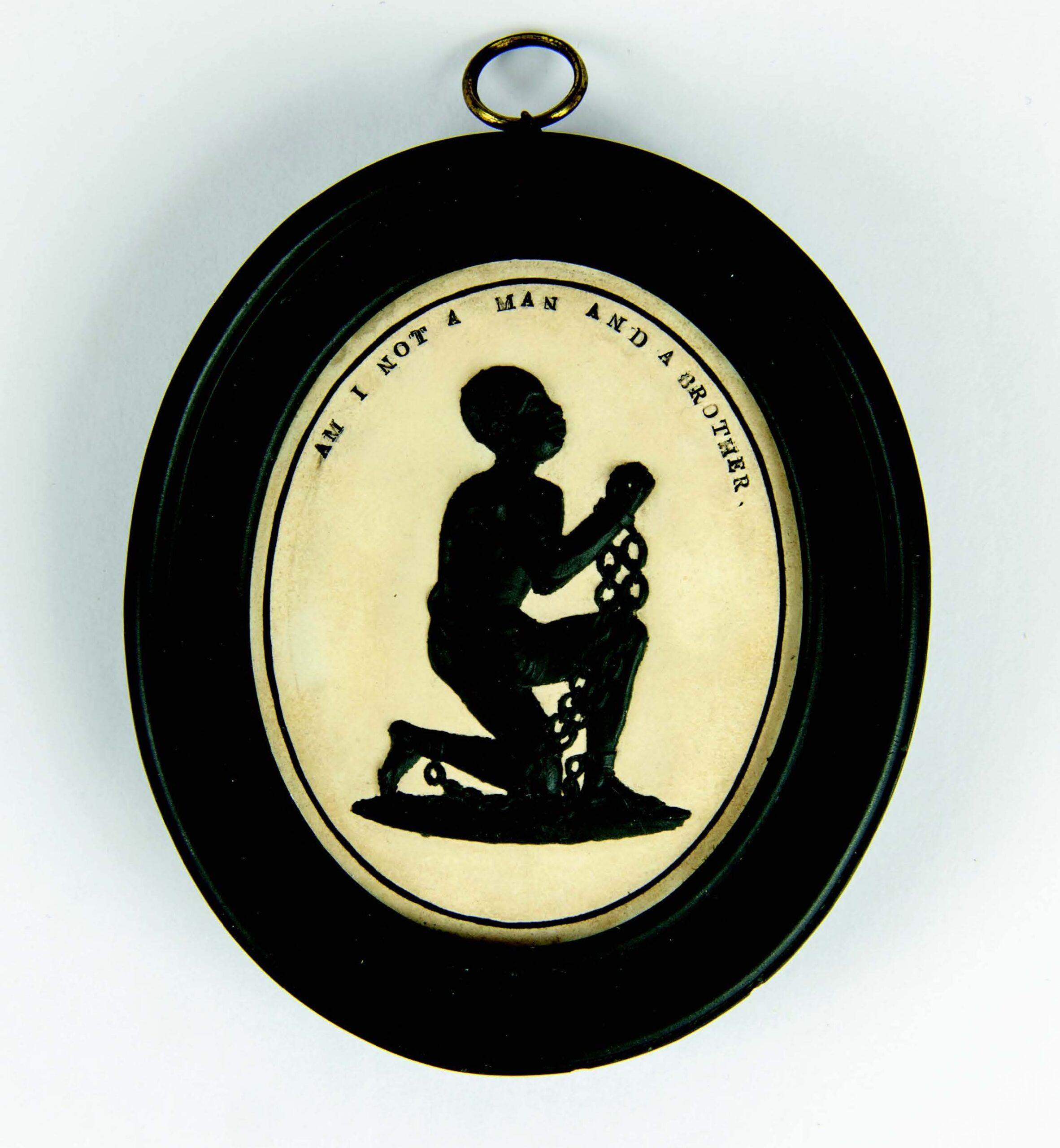 Josiah Wedgwood abolitionist medallion