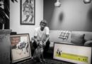 Massive Attack's Daddy G with his limited edition Banksy prints set to sell in charity auction