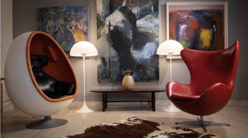 Arne Jacobsens The Egg chair