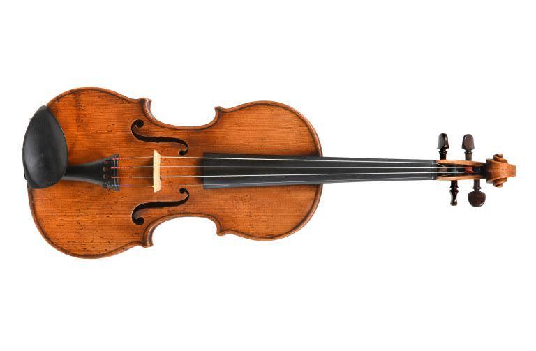 a fine violin by John Frederick Lott II (1804- 1870)