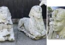 Stone sphinx pair shatter expectations