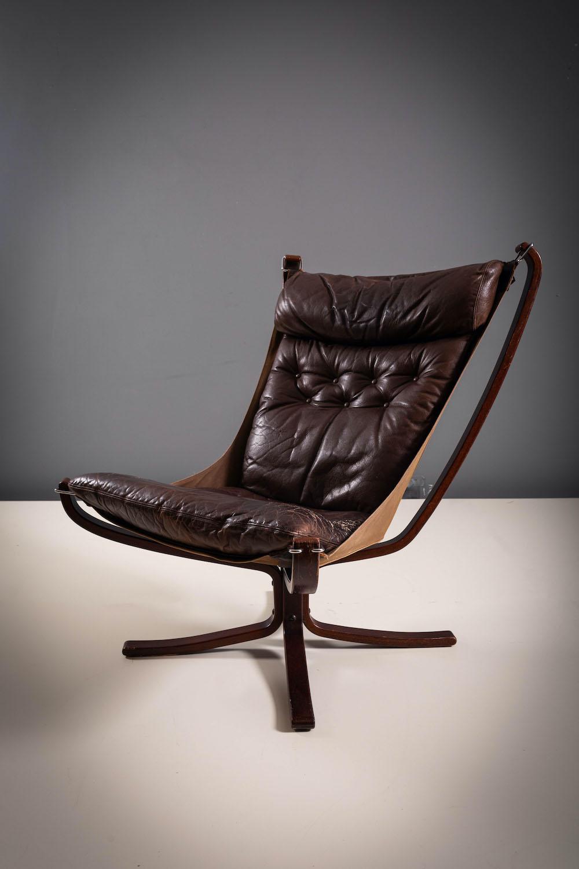 deVeres Sigurd Ressells Falcon chair