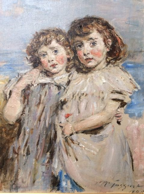 Sisters by William McTaggart