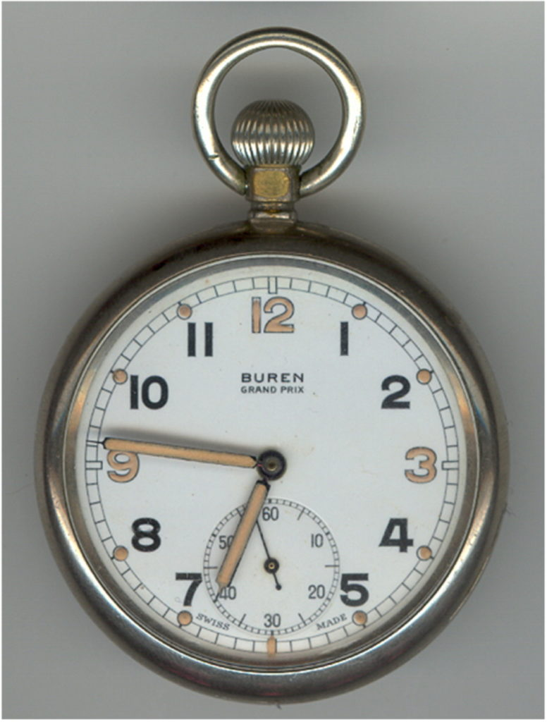 Antique military watch