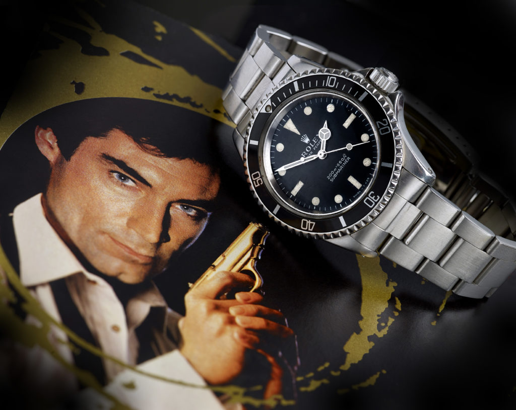 James Bond Rolex from Licence to Kill