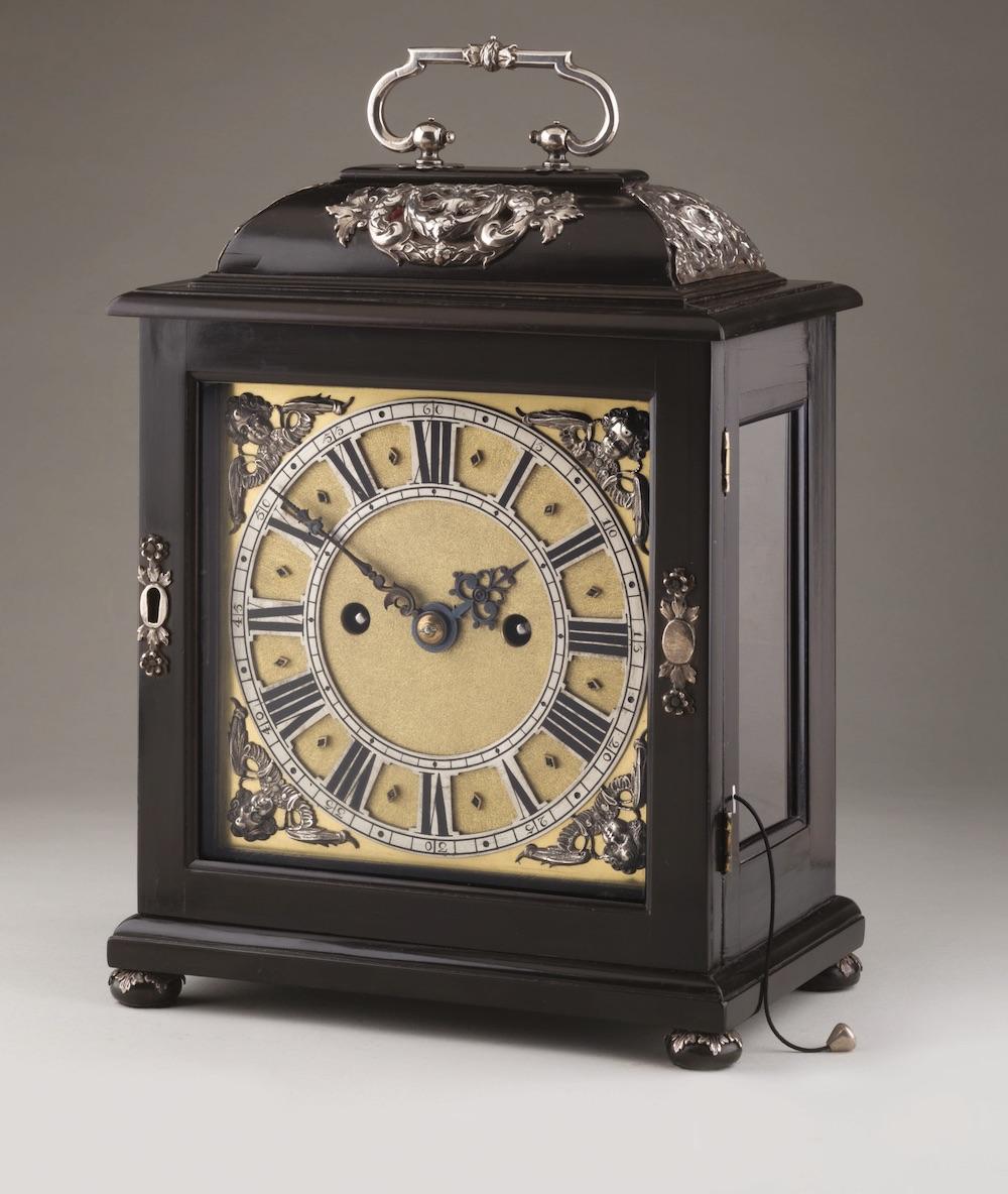 The clock by Henry Jones