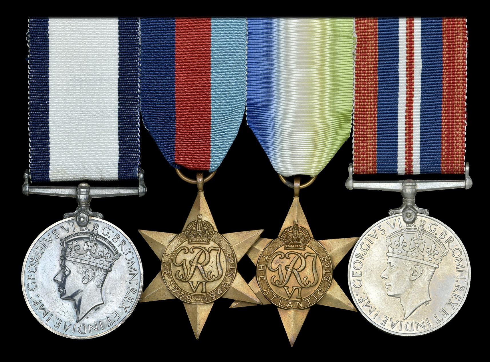 Conspicuous Gallentry medal