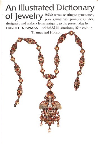 An Illustrated Dictionary of Jewellery