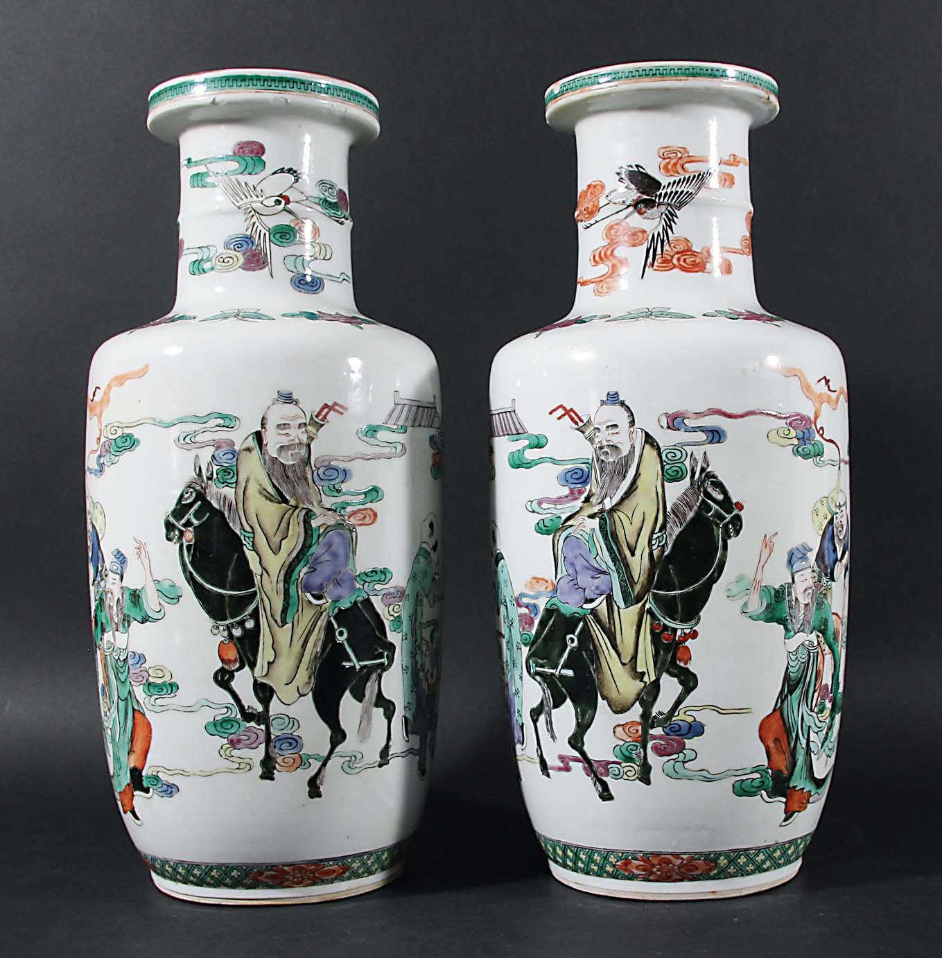 Chinese vases in Somerset sale