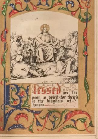 Sermon on the Mount by Owen Jones